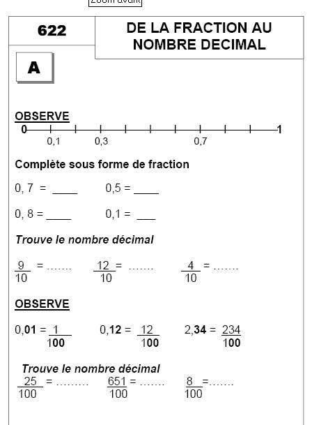 Les Fractions2