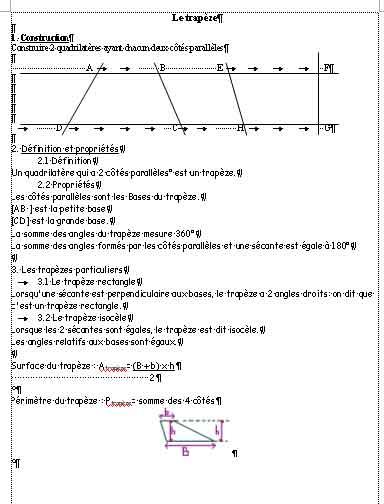 symétrie cm2 sans quadrillage